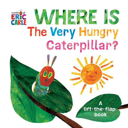 Where is the Very Hungry Caterpillar? de Eric Carle pela Puffin Books (2017)